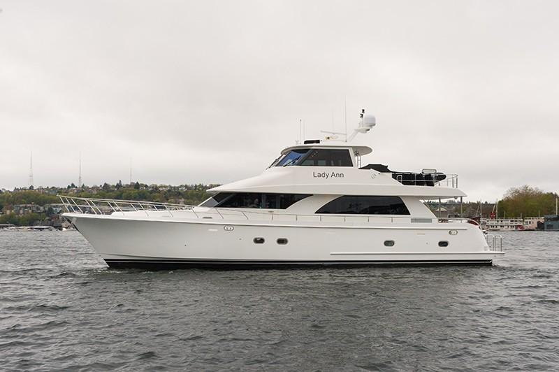 Ocean Alexander Yachts for Sale | Galati Yachts