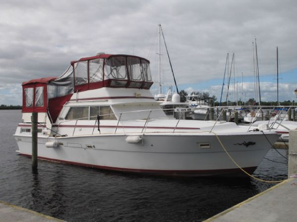 1979 Viking 43 Sport Motor Yacht Location: Martin County US. $124800.00