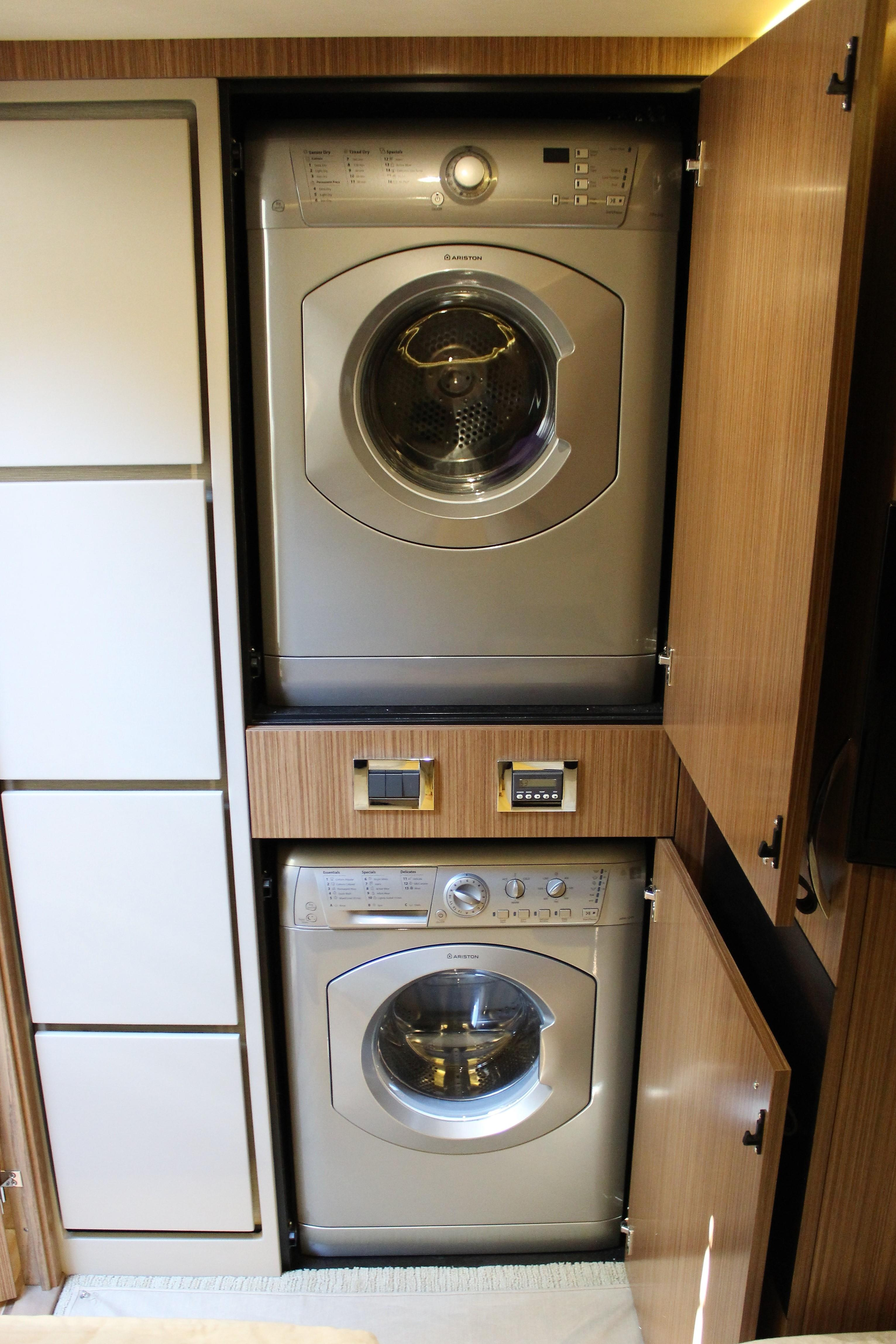 Ariston washer and dryer units