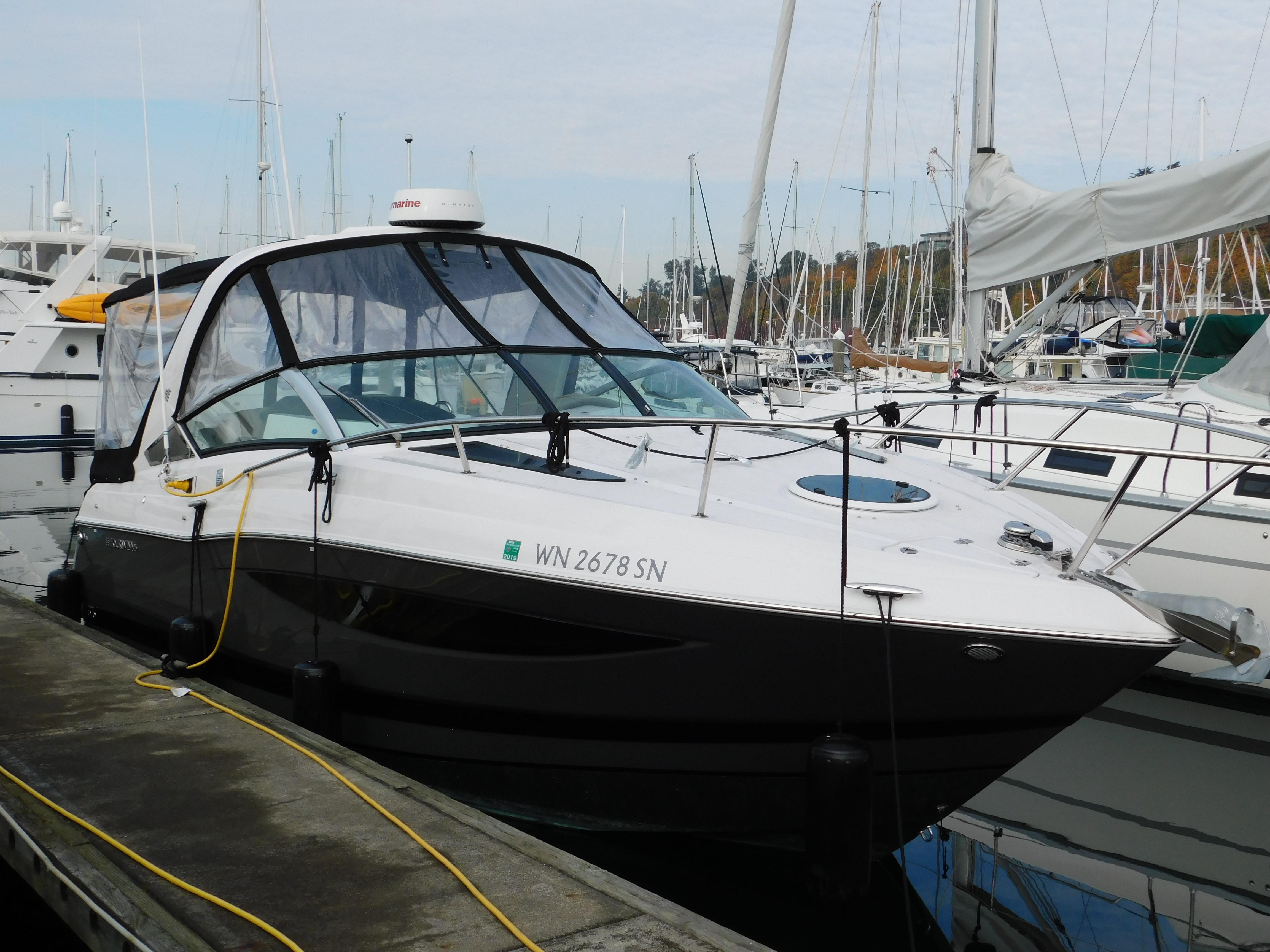 Picture Of:  28' Four Winns Vista 275 2018Yacht For Sale | 36