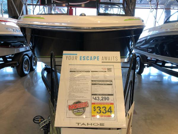 2019 Tahoe boat for sale, model of the boat is 700 & Image # 3 of 16