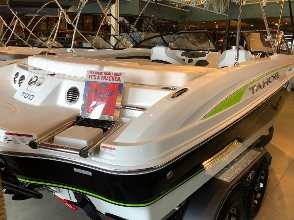 2019 Tahoe boat for sale, model of the boat is 700 & Image # 2 of 16