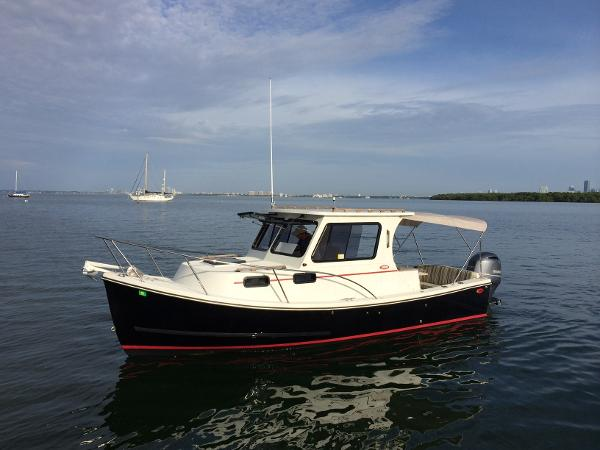 24 Eastern Boats Islander 248 2013 Yacht for Sale