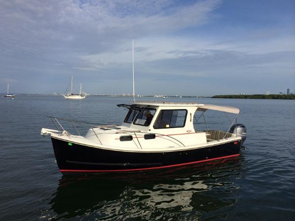 Lobster Boats For Sale >> 24 Eastern Boats Islander 248 2013 Yacht for Sale