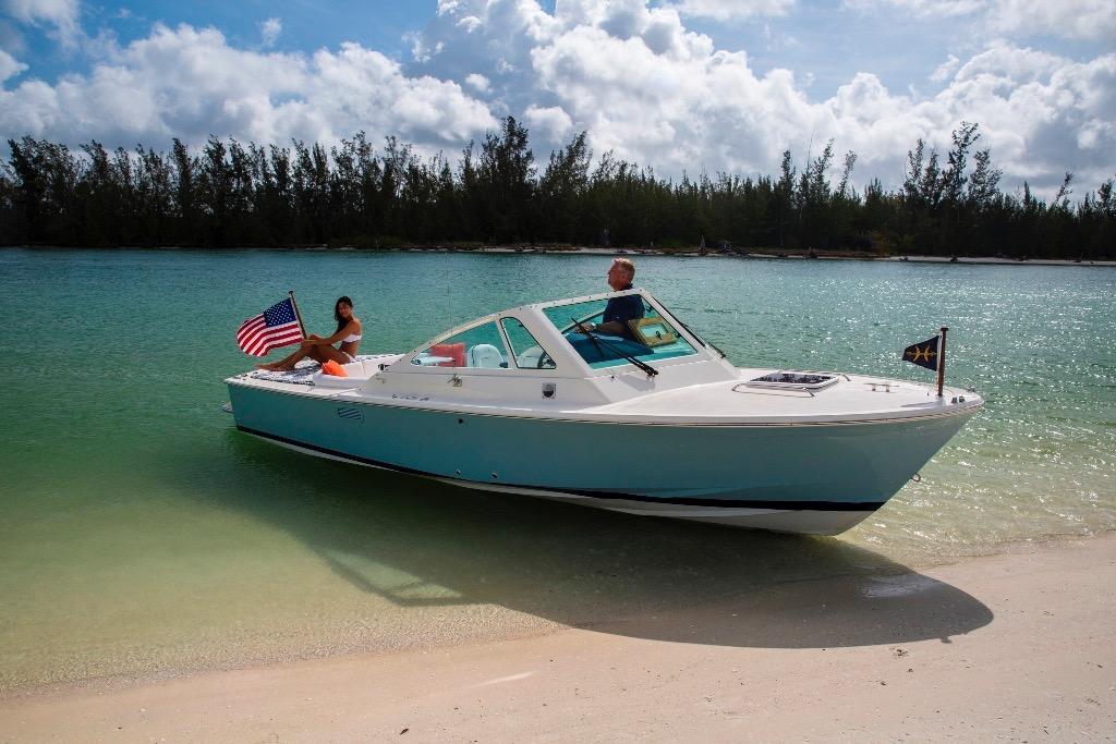 Hunt YachtsHarrier 25 Sport
