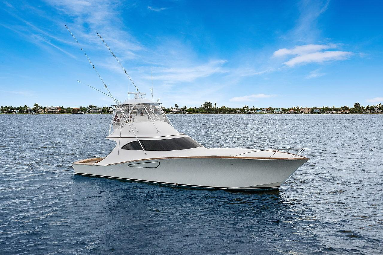 2015 Weaver 52' Sportfish   HMY Yacht Sales