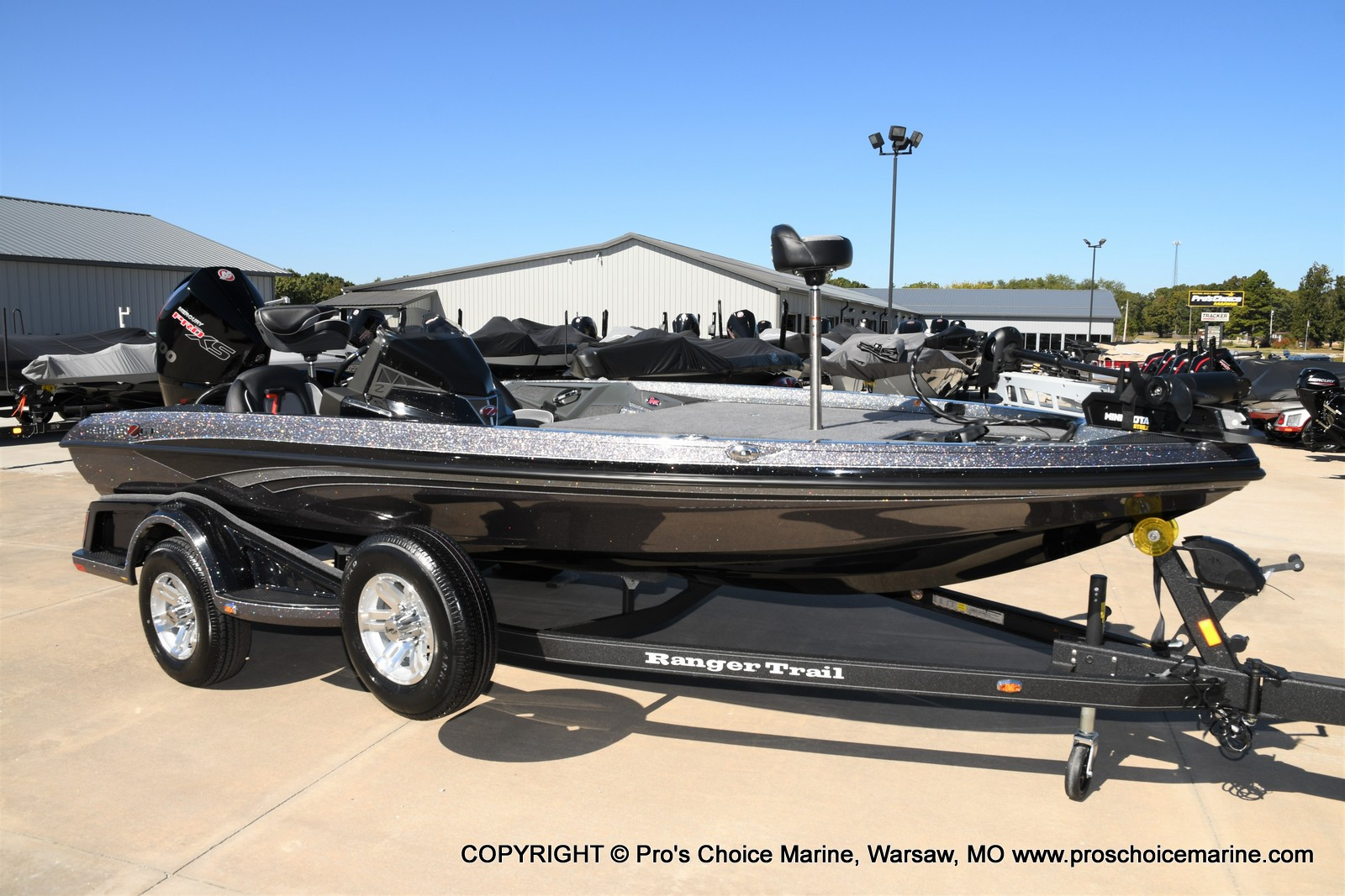 2021 Ranger Boats boat for sale, model of the boat is Z518 & Image # 1 of 50