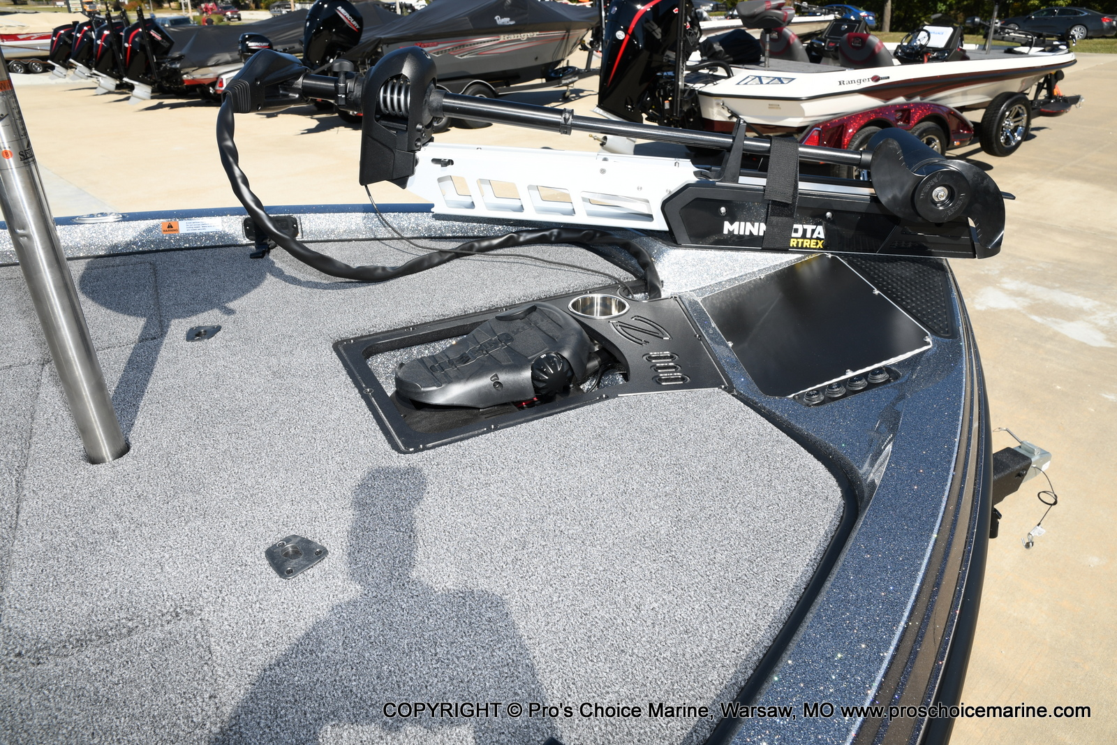 2021 Ranger Boats boat for sale, model of the boat is Z518 & Image # 12 of 50