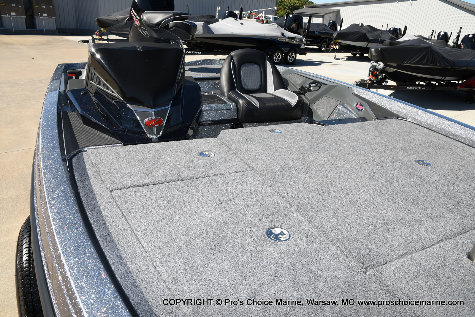 2021 Ranger Boats boat for sale, model of the boat is Z518 & Image # 13 of 50