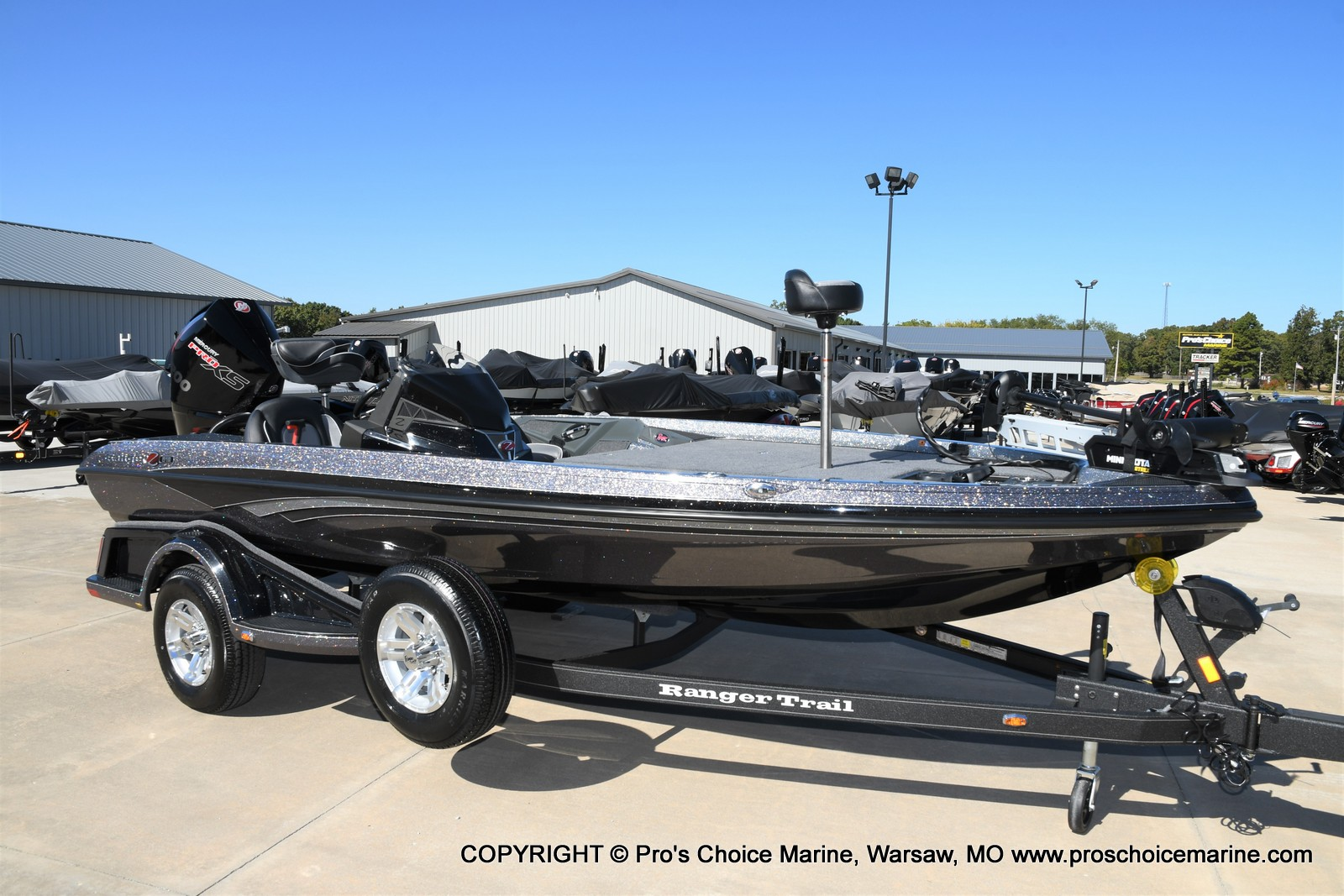 2021 Ranger Boats boat for sale, model of the boat is Z518 & Image # 19 of 50
