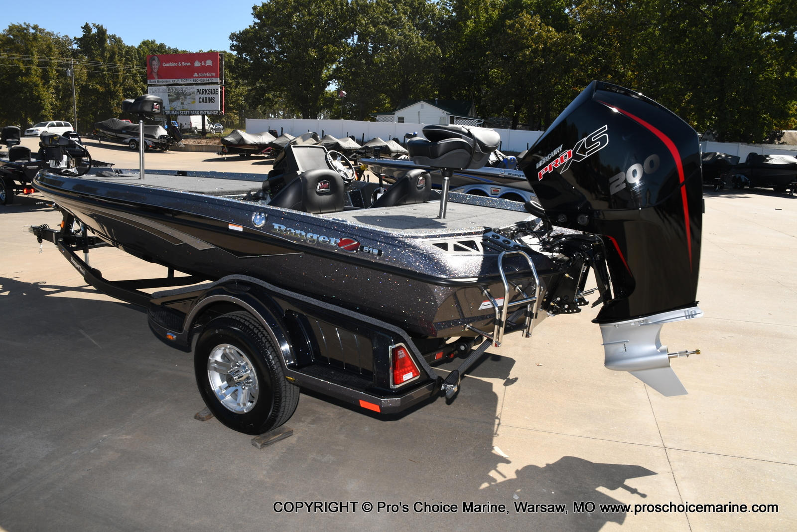 2021 Ranger Boats boat for sale, model of the boat is Z518 & Image # 30 of 50