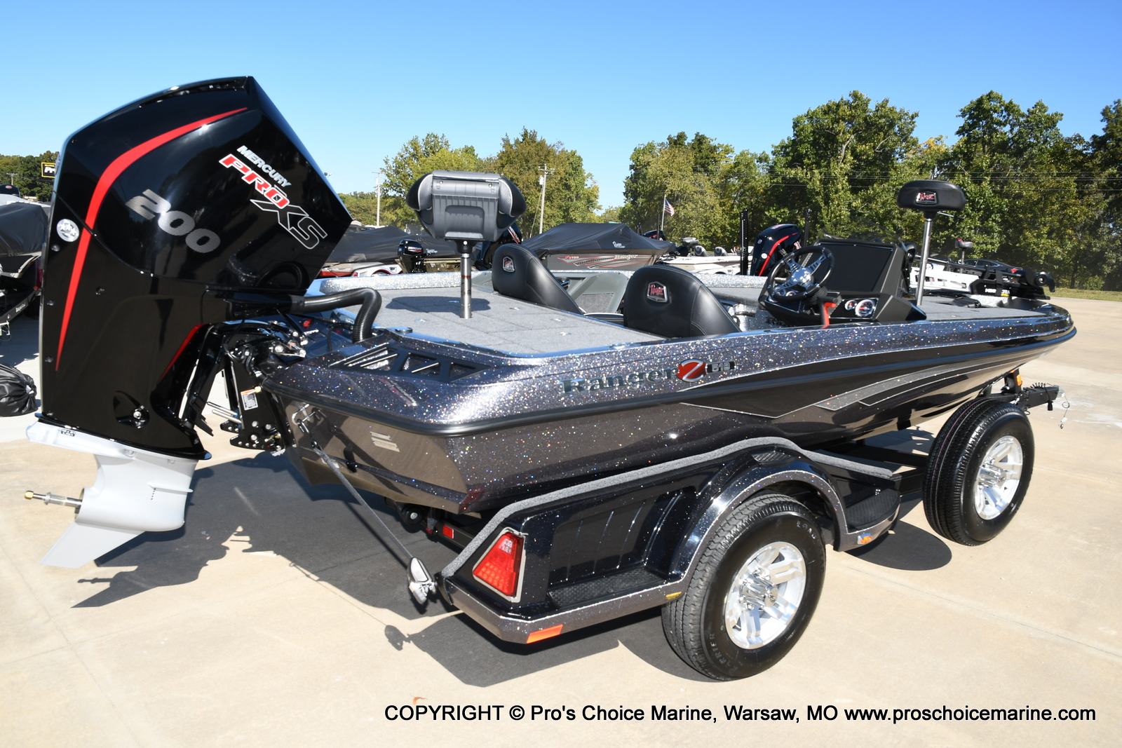 2021 Ranger Boats boat for sale, model of the boat is Z518 & Image # 4 of 50