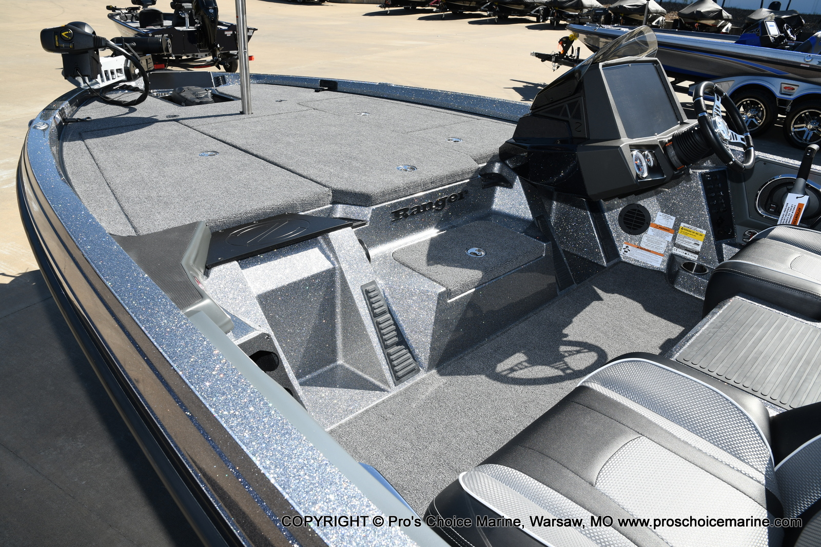 2021 Ranger Boats boat for sale, model of the boat is Z518 & Image # 7 of 50