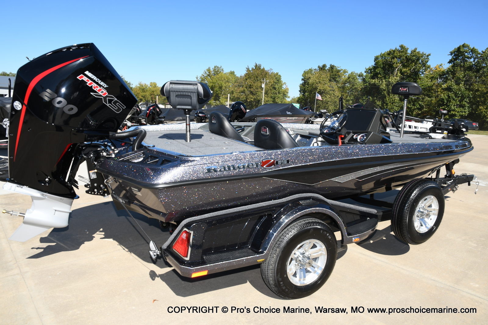 2021 Ranger Boats boat for sale, model of the boat is Z518 & Image # 38 of 50
