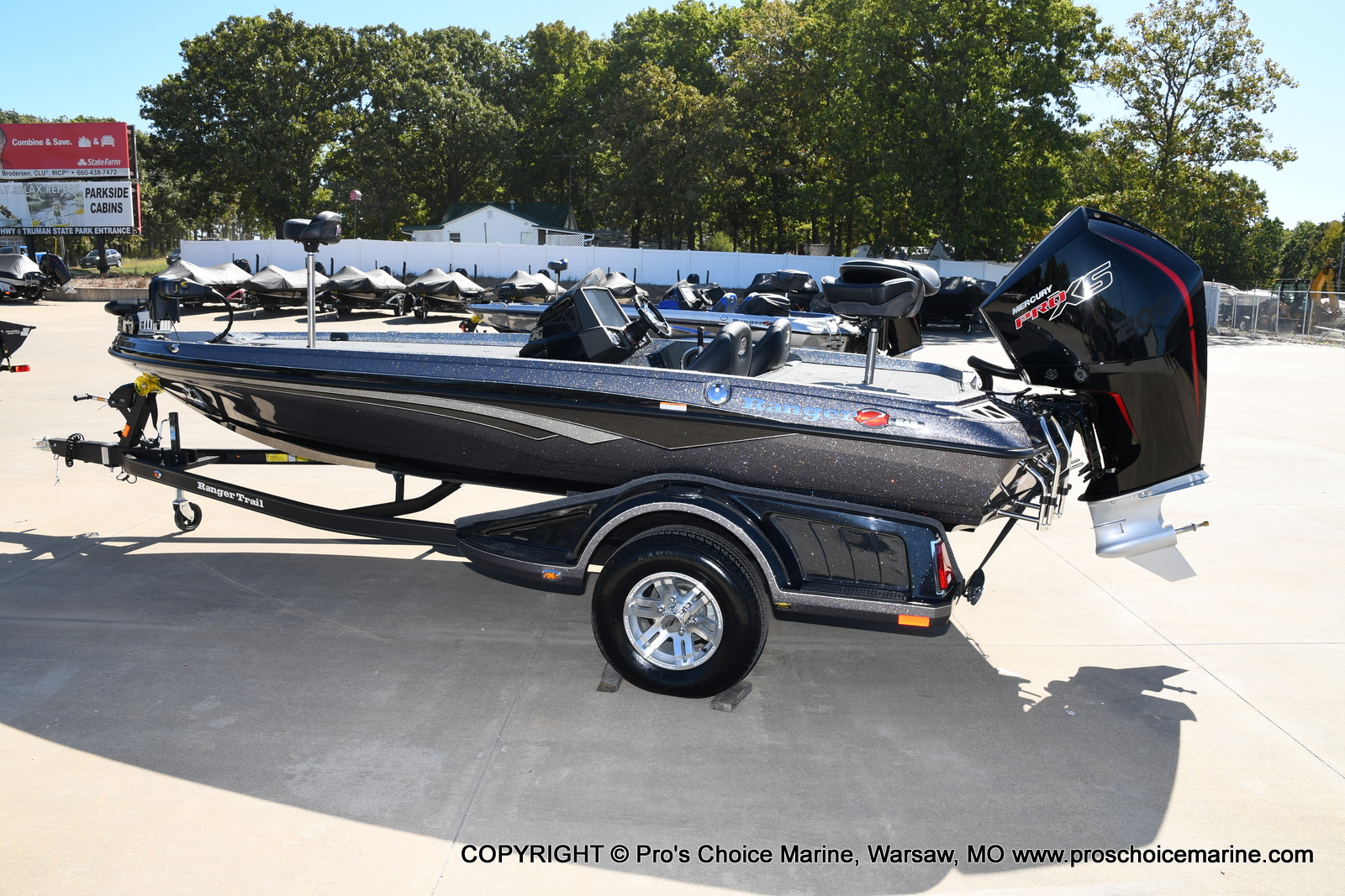 2021 Ranger Boats boat for sale, model of the boat is Z518 & Image # 39 of 50