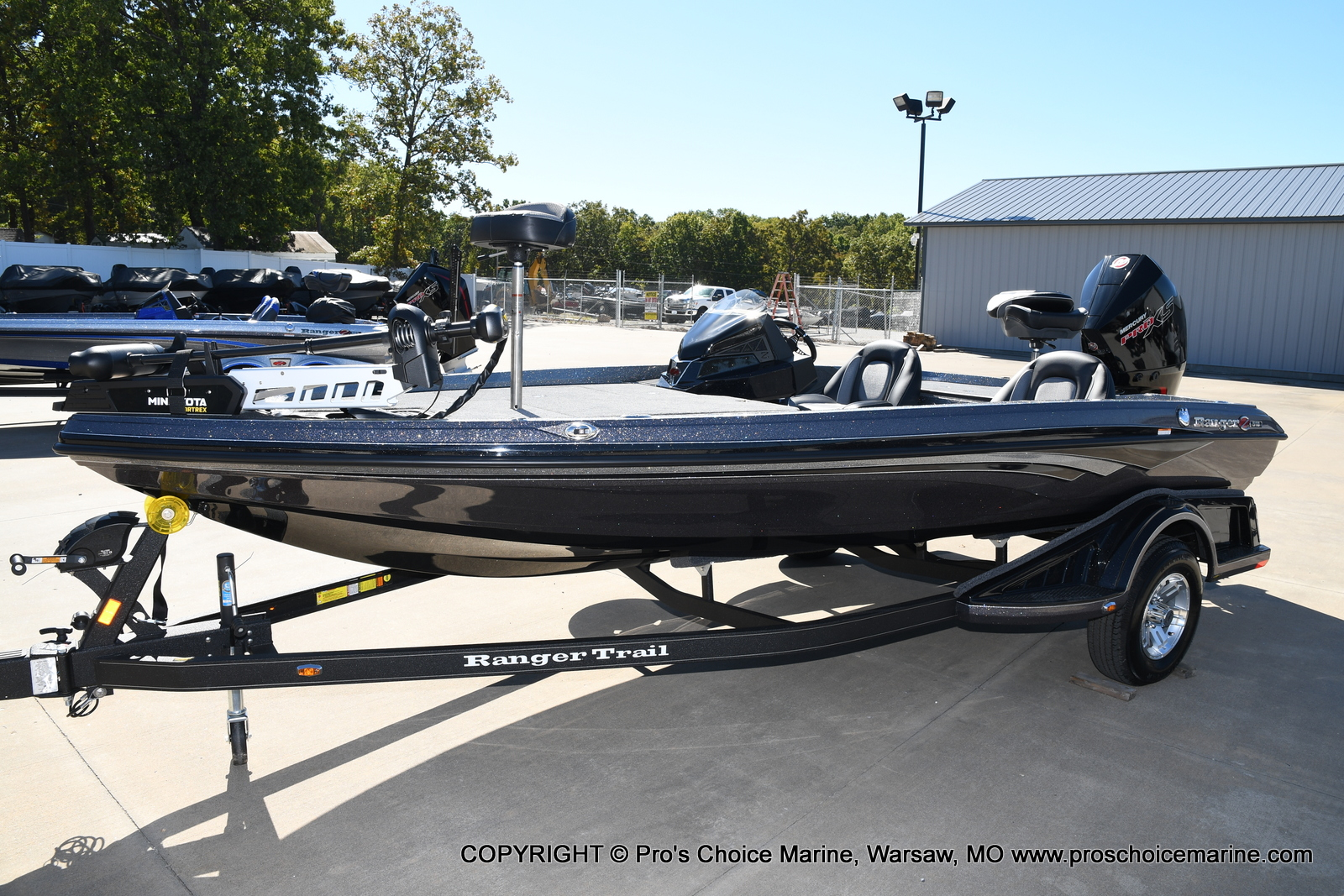 2021 Ranger Boats boat for sale, model of the boat is Z518 & Image # 40 of 50