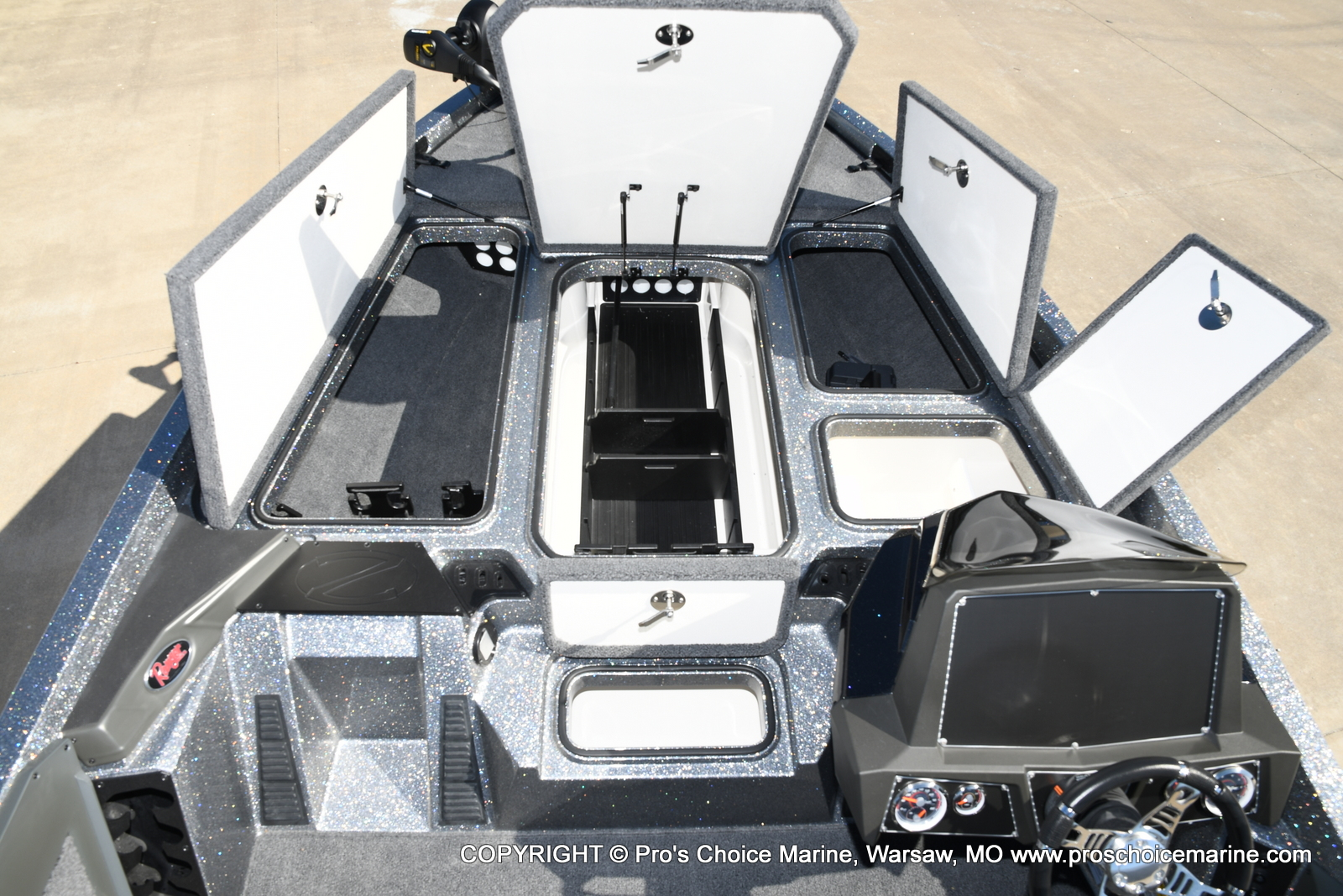 2021 Ranger Boats boat for sale, model of the boat is Z518 & Image # 47 of 50