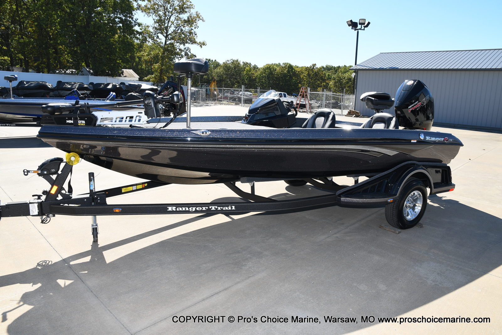 2021 Ranger Boats boat for sale, model of the boat is Z518 & Image # 50 of 50