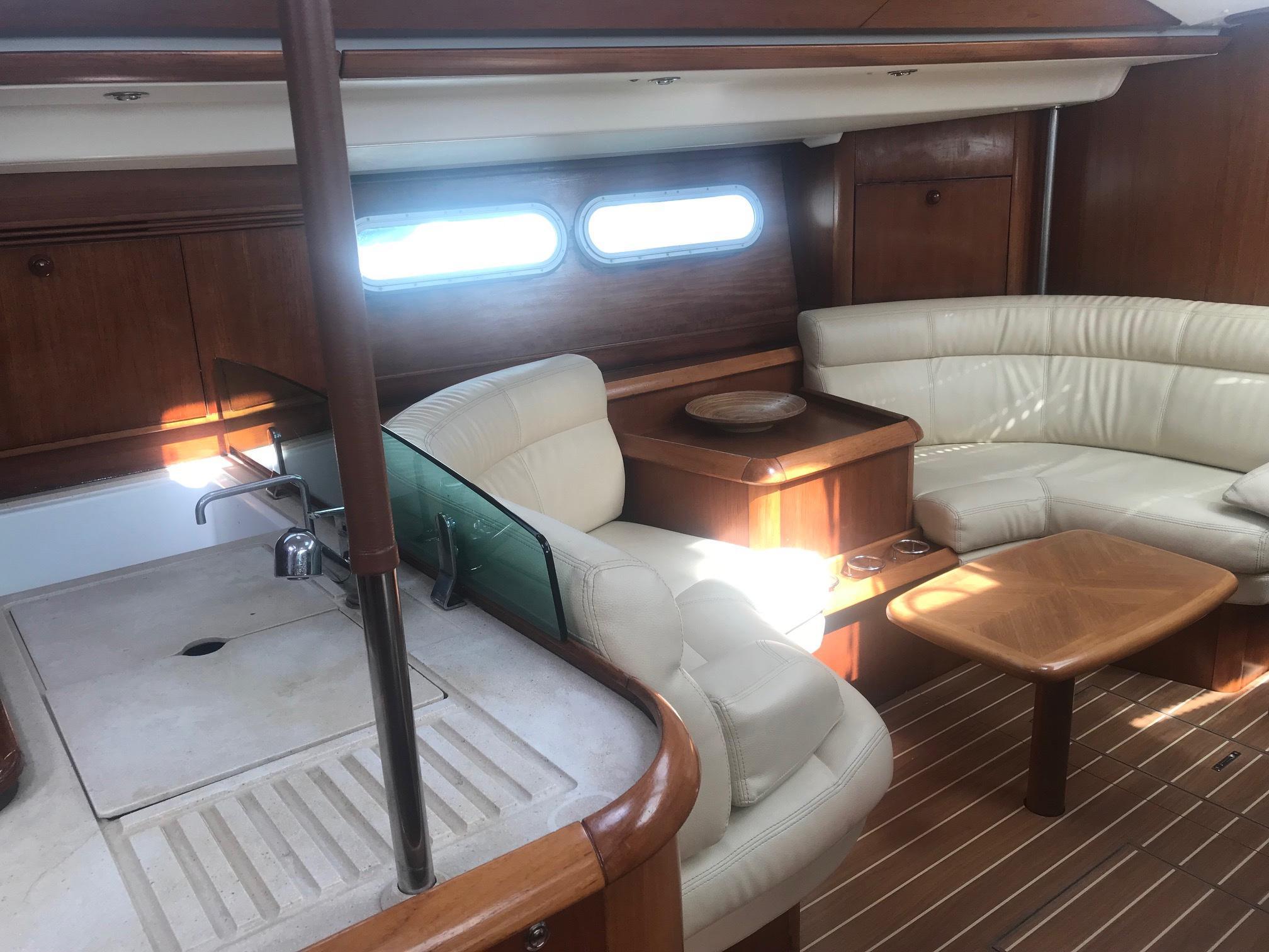 55 Jeanneau 2008 Martinique Denison Yacht Sales