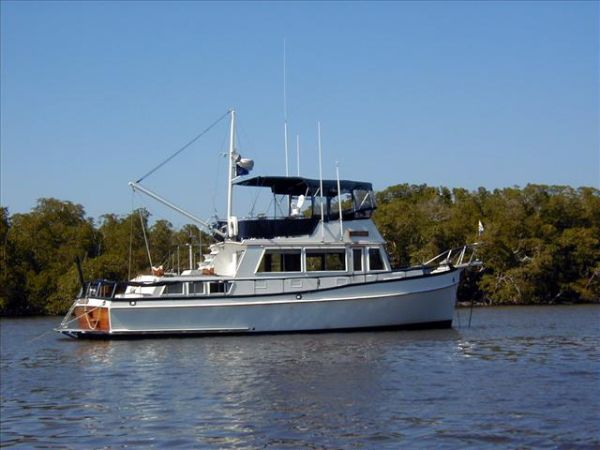 42' Grand Banks Classic