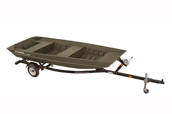 2017 Alumacraft boat for sale, model of the boat is 1648 Jon 15 & Image # 2 of 4