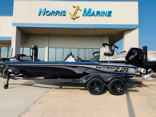 2021 Nitro boat for sale, model of the boat is Z21 Pro & Image # 1 of 59