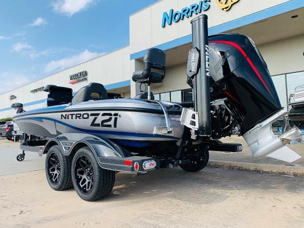 2021 Nitro boat for sale, model of the boat is Z21 Pro & Image # 6 of 59