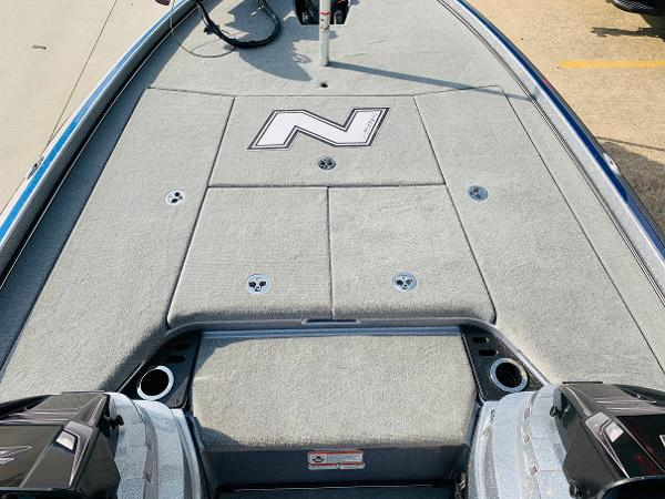 2021 Nitro boat for sale, model of the boat is Z21 Pro & Image # 16 of 59