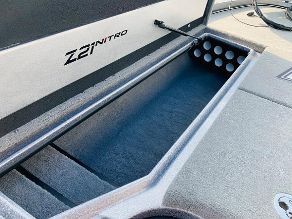 2021 Nitro boat for sale, model of the boat is Z21 Pro & Image # 17 of 59