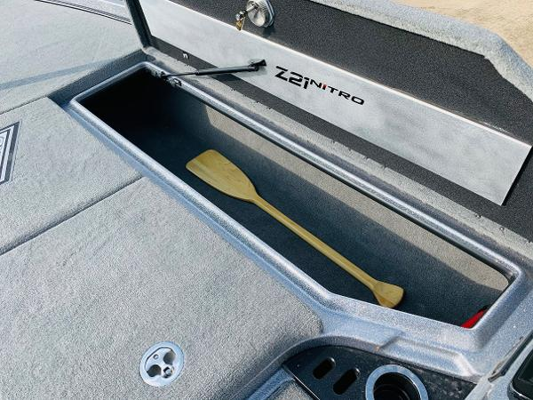2021 Nitro boat for sale, model of the boat is Z21 Pro & Image # 19 of 59