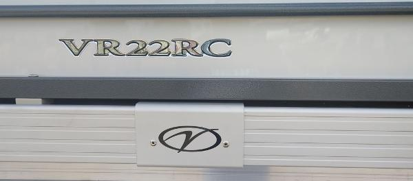 2021 Veranda boat for sale, model of the boat is VR22RC Deluxe Tri-Toon Package & Image # 21 of 34