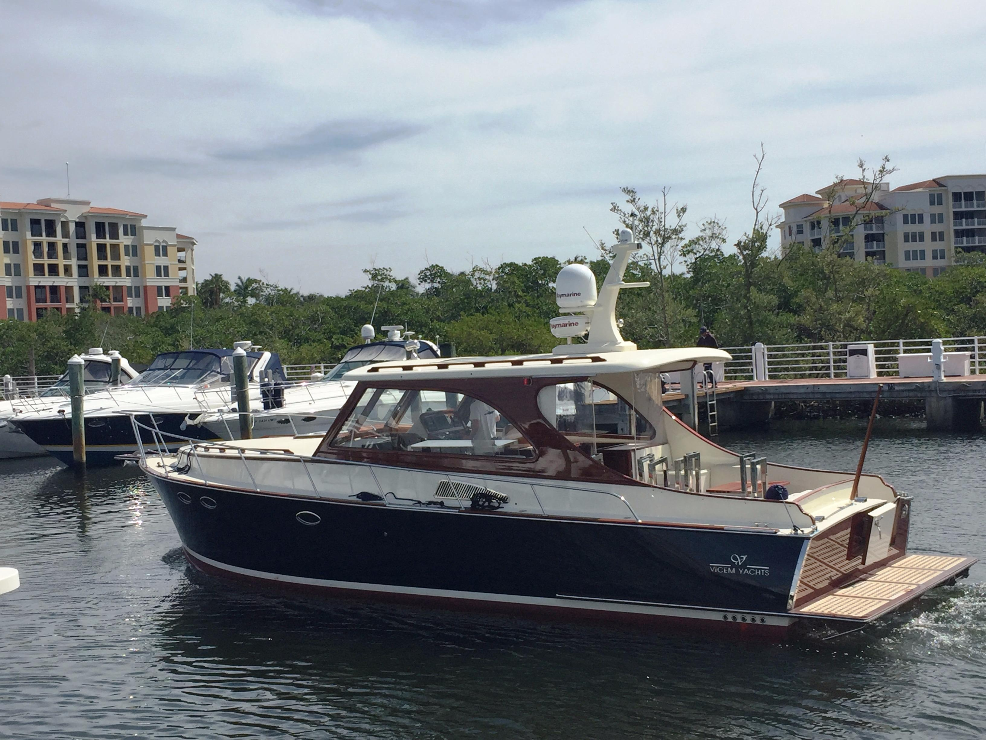 2009 Windsor Craft by Vicem 40 HT OPEN
