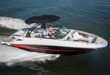 2018 SEA RAY SDX 240 SUNDECK for sale
