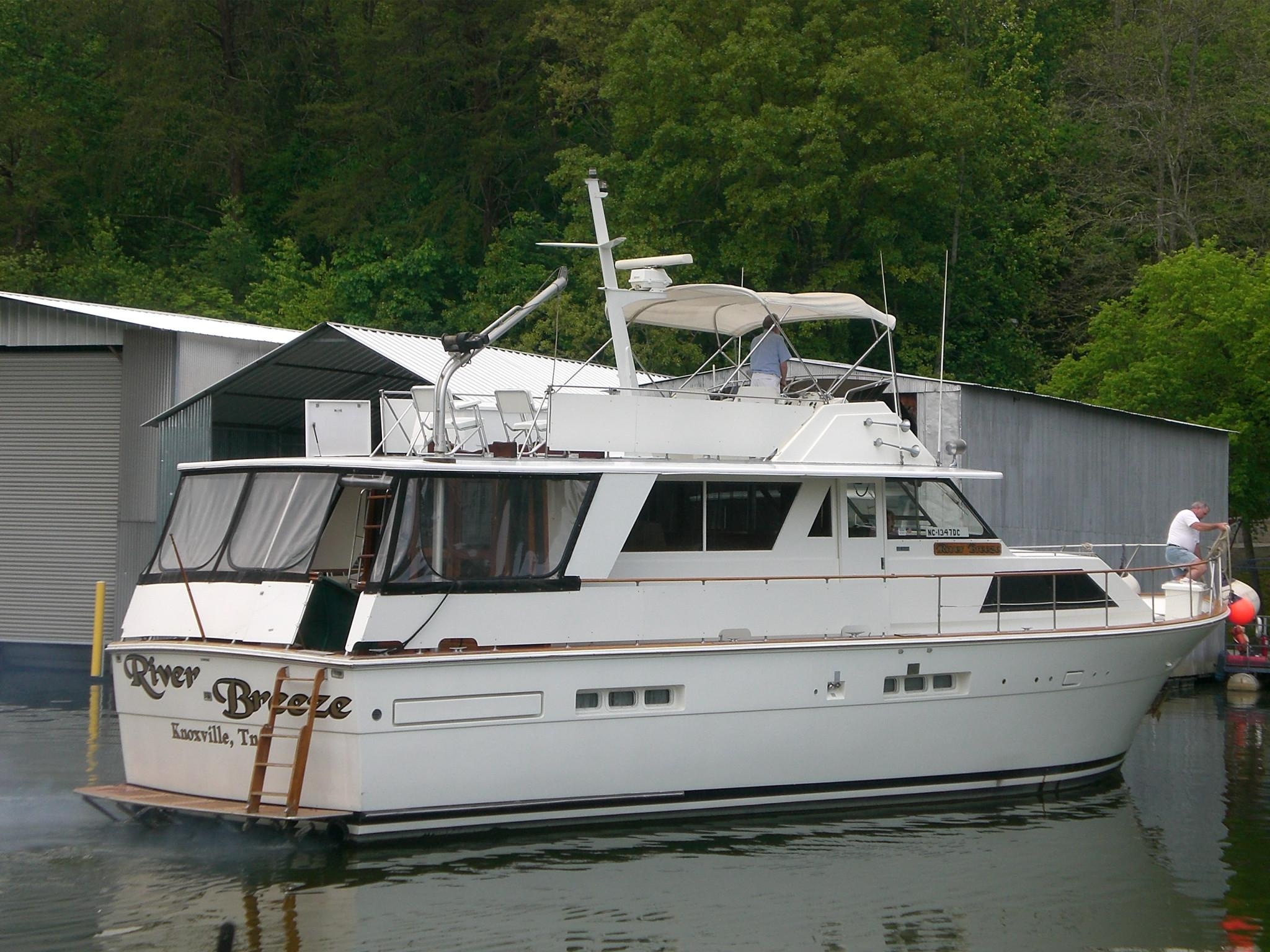 Trojan 54 Deckhouse Motoryacht