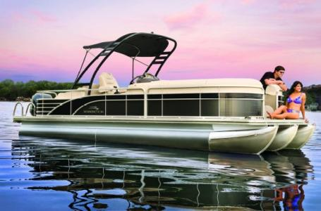 2014 Bennington boat for sale, model of the boat is 2375 GCW Sport Arch & Image # 2 of 13