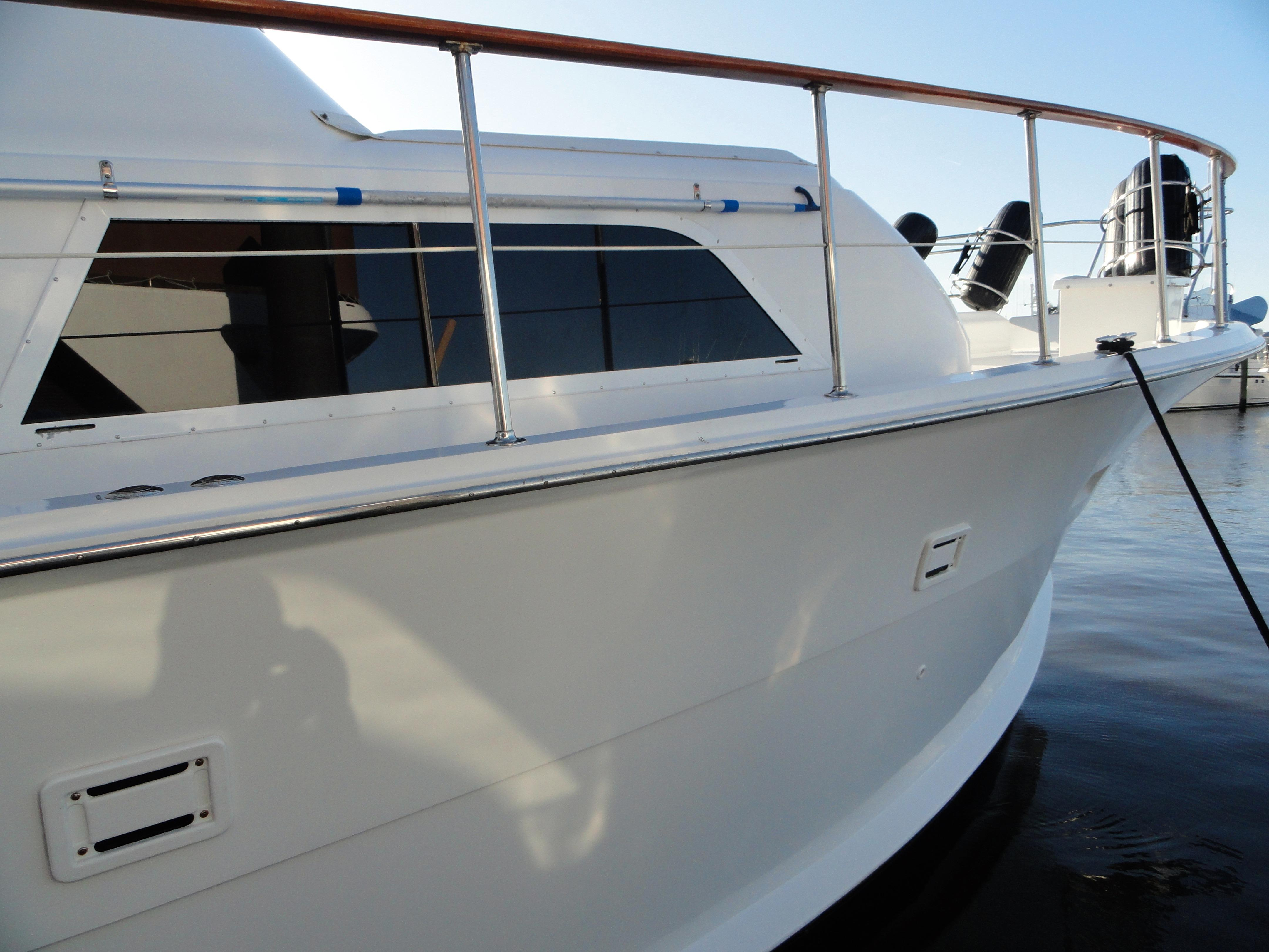 72 hatteras 1979 painted life for sale in stuart florida for 72 hatteras motor yacht for sale