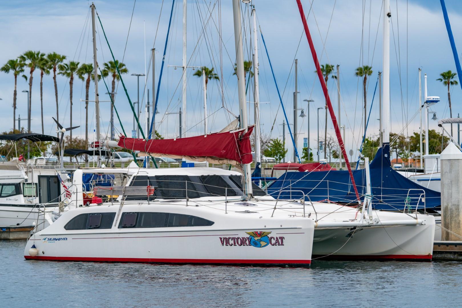Seawind Archives | MultiYB - Multihull Yacht Brokerage