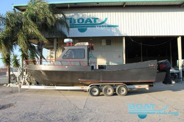 2002 Homemade boat for sale, model of the boat is 29 Aluminum Cabin Cruiser & Image # 1 of 20