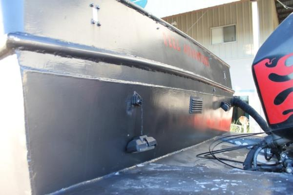 2002 Homemade boat for sale, model of the boat is 29 Aluminum Cabin Cruiser & Image # 16 of 20