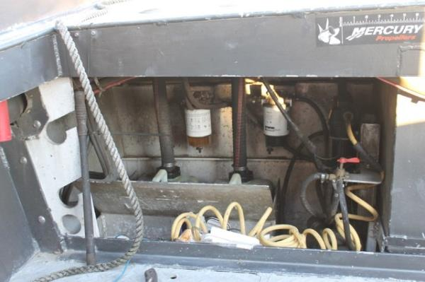 2002 Homemade boat for sale, model of the boat is 29 Aluminum Cabin Cruiser & Image # 18 of 20
