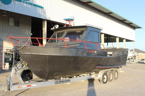 2002 Homemade boat for sale, model of the boat is 29 Aluminum Cabin Cruiser & Image # 2 of 20