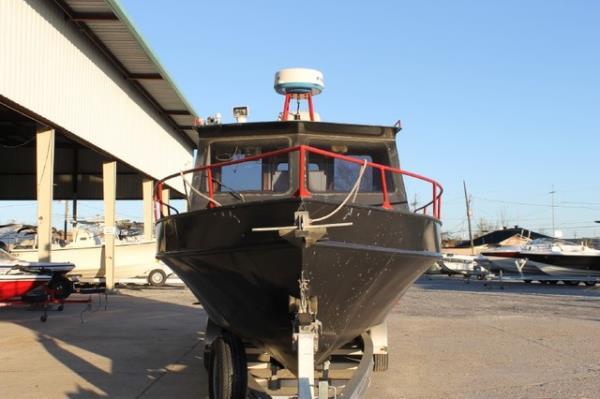 2002 Homemade boat for sale, model of the boat is 29 Aluminum Cabin Cruiser & Image # 3 of 20