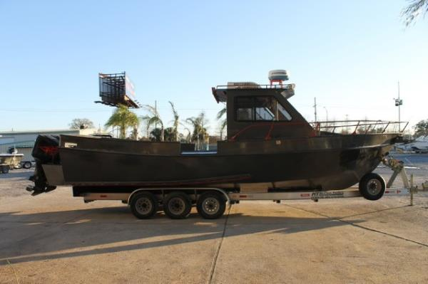 2002 Homemade boat for sale, model of the boat is 29 Aluminum Cabin Cruiser & Image # 5 of 20