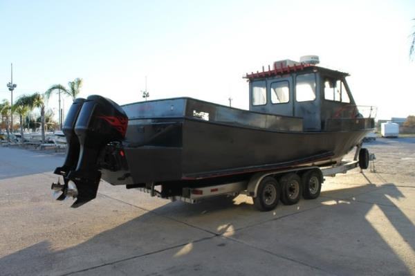 2002 Homemade boat for sale, model of the boat is 29 Aluminum Cabin Cruiser & Image # 6 of 20
