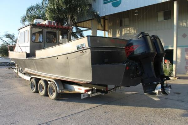 2002 Homemade boat for sale, model of the boat is 29 Aluminum Cabin Cruiser & Image # 8 of 20