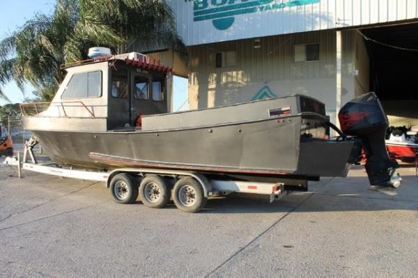 2002 Homemade boat for sale, model of the boat is 29 Aluminum Cabin Cruiser & Image # 9 of 20