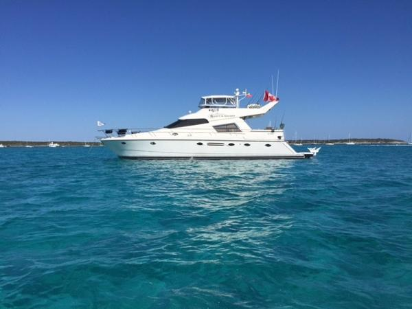 1996 56' Johnson Motoryacht