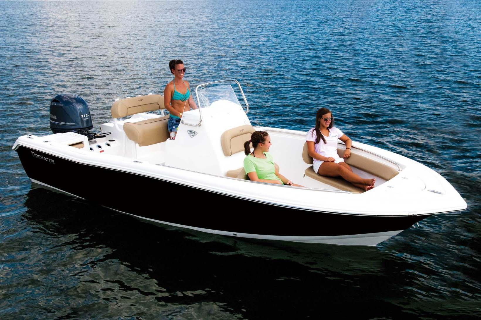 Used Tidewater 198 CC Adventure Boats For Sale - San Carlos Marine