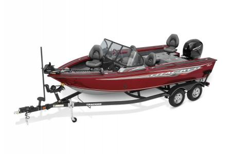 2020 Tracker Boats boat for sale, model of the boat is Targa 18 Combo & Image # 1 of 6