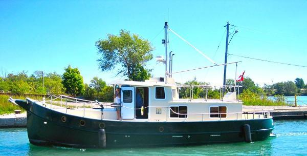 42' Custom 2010 Tug Trawler